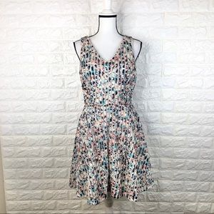Apt 9 Fit and Flare Sleeveless Dress Size 10